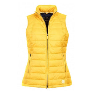 Barbour Gilet-Iris gilet-Canary yellow-LQU0799YE52