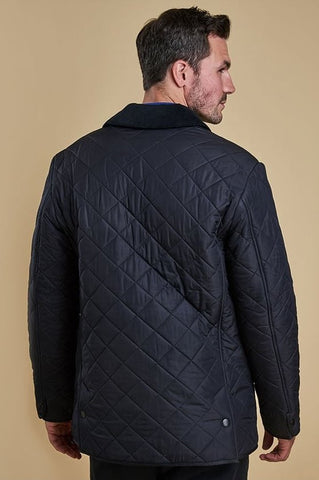 Barbour Bardon Mens Quilt in navy MQU0068NY71