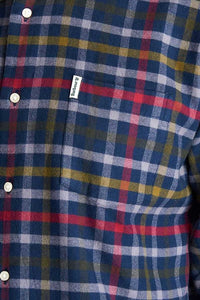 Barbour Shirt-Haldo-Super Soft Brushed Cotton-Navy Check-MSH4570NY91 brand