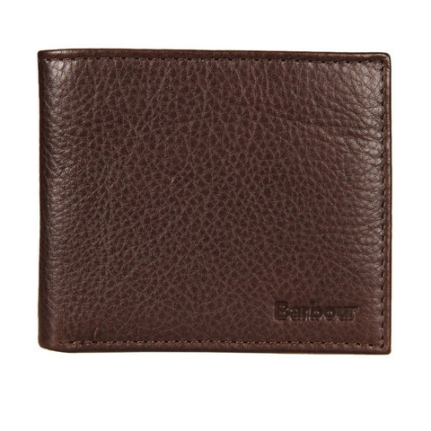 Barbour Wallet in Brown Leather MAC0123BR511