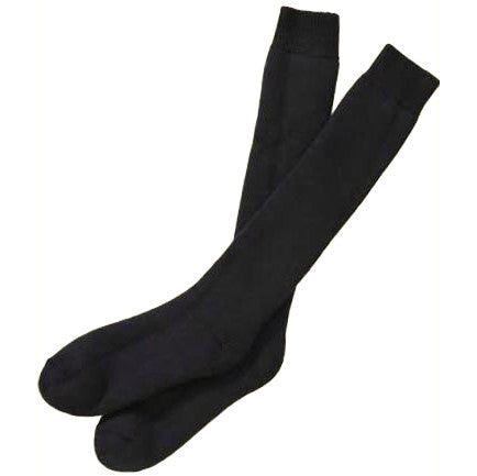 Barbour Socks Wellington  Knee Length Socks in Navy MSO0006NY92