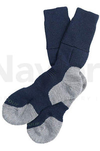 Barbour Socks-Cragg-Boot Sock-Navy-MSO0074NY92