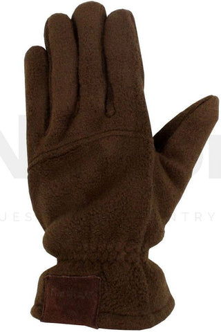 Barbour Gloves-Fleece Country-Olive-MGL0040OL31