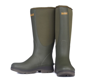 Barbour Boot-Cyclone-Wellington-Olive MRF0023OL11