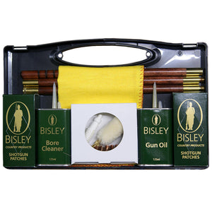 Bisley 12 Guage Shotgun Cleaning Kit-Boxed Presentation-BICKP 12