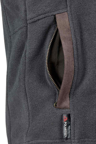 Musto Glemsford Polartec® Fleece Jacket in Carbon CS2300