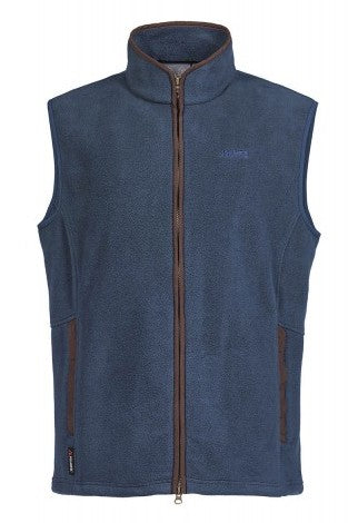 Musto Gilet Glemsford Fleece Gilet in True Navy CS2310