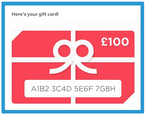 Smyths Country Sports Gift Card code