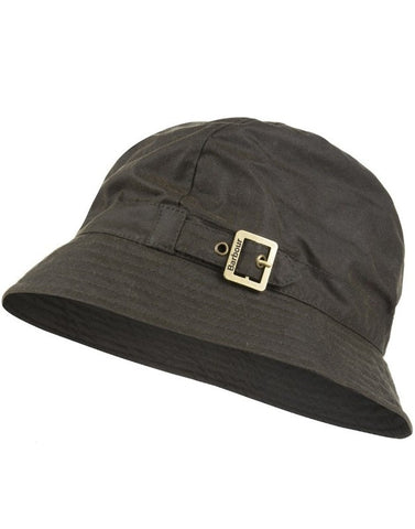 Barbour Trench Hat all weather in OLIVE LHA0285OL71