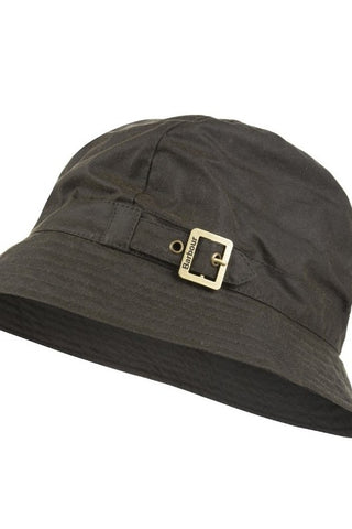 Barbour Hat Trench all weather in OLIVE LHA0285OL71