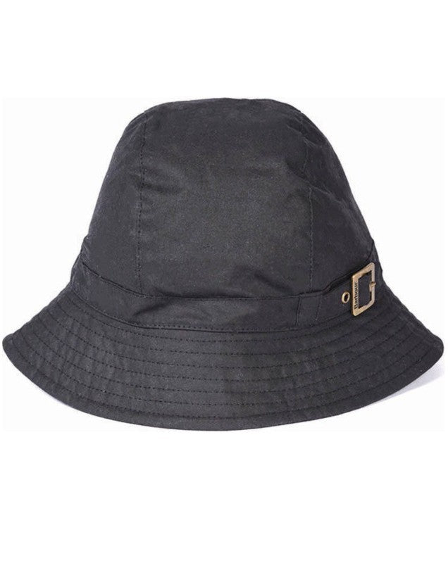 Barbour Hat Trench All Weather In Black LHA0285BK91