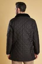 Barbour Quilt-Liddesdale-Black-MQU0001BK91 back