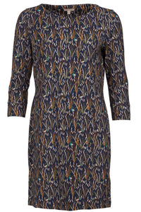 Barbour Dress-Exmoor-Navy-LDR0250NY73