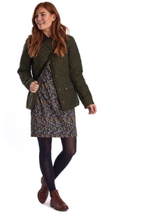 Barbour Dress-Exmoor-Navy-LDR0250NY73 look