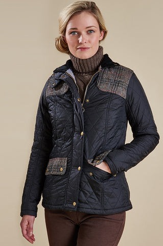 Iris in Black by Barbour at Smyths