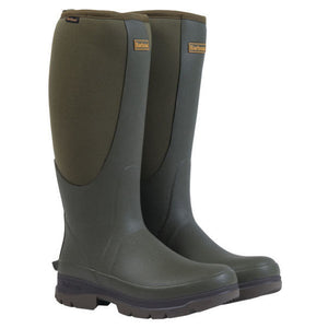 Barbour Boot-Cyclone-Wellington-Olive MRF0023OL11 side