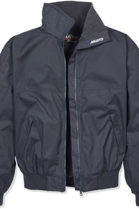 Musto Snug Blouson Jacket-True Navy/Cinder-MJ11009 front