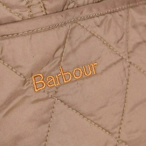Barbour Summer Liddesdale-ladies Quilt Jacket-Mink/Brown-LQU0236BE52 logo