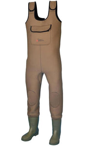 Shakespeare Waders-SIGMA-Neoprene-Chest Waders-SAP12907 with cleated sole