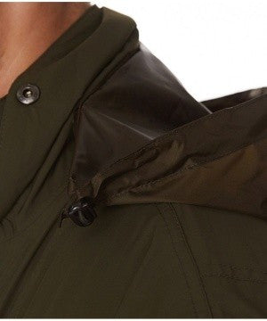 Barbour Swainby hooded Jacket in Olive MWB0451OL71