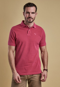 Barbour Polo-Mens Shirt-Fuchsia/Pink -MML0652PI72