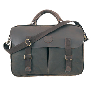 Barbour briefcase shoulder strap