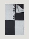 Connolly England | Black Rally Blanket 135x218