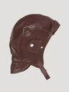 Connolly England | Brown Leather Helmet