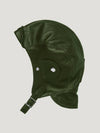 Connolly England | Green Leather Helmet