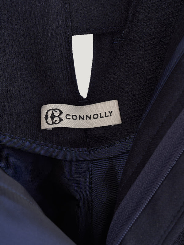 Connolly England | Navy Sash Trouser