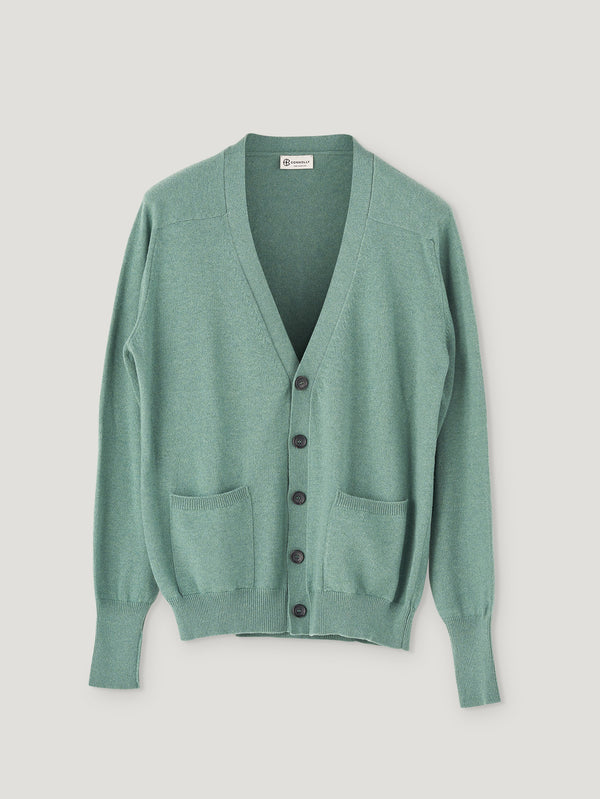 Connolly England | Green Art Cardi