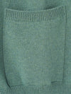 Connolly England | Green Cashmere Art Cardi