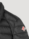 Connolly England | Black Quilted Down Jacket