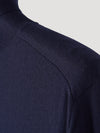 Connolly England | Navy Classic Roll Neck