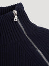 Connolly England | Midnight Blue Driving Sweater