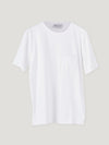 Connolly England | White Plain Pocket T-Shirt