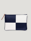 Connolly England | Blue and White Circuit Pouch 1902