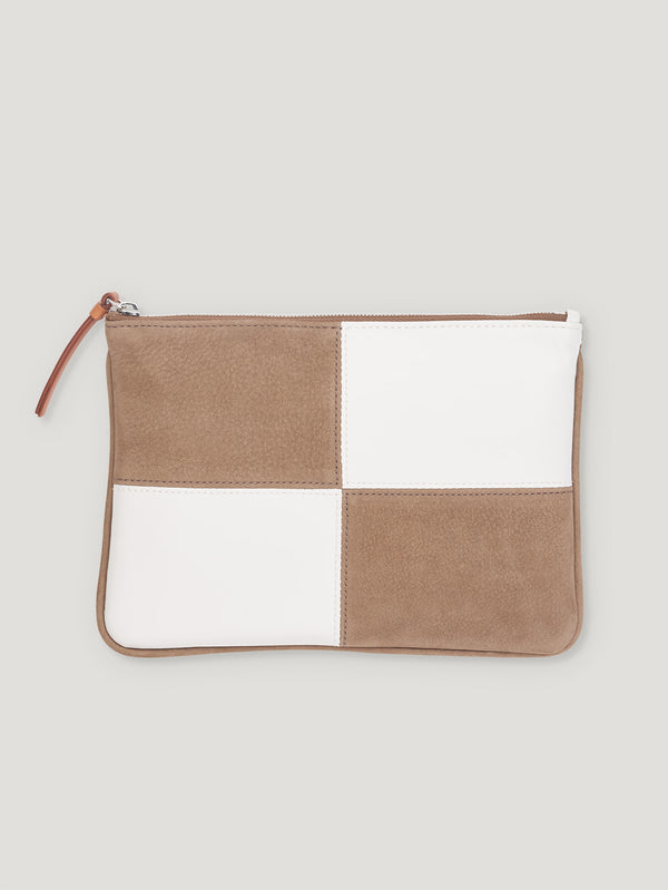 Connolly England | Taupe Circuit Pouch 1922