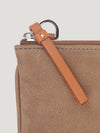Connolly England | Taupe Large Circuit Pouch with Strap 1922