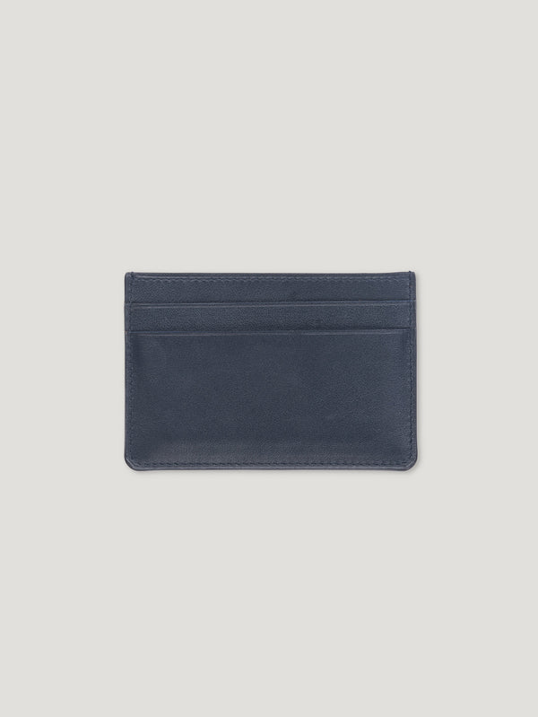 Connolly England | Navy Hex Credit Card Holder 1945