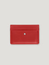 Connolly England | Red Hex Credit Card Holder 1945