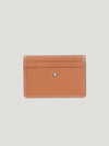 Connolly England | Tan Hex Credit Card Case 1904