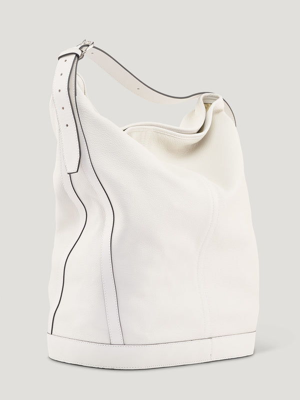White Duffle Bag 1985 - Connolly England
