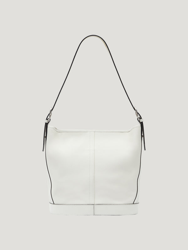 Connolly England | White Small Duffle Bag 1985