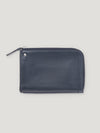 Connolly England | Navy Hex Half Medium Wallet 1945