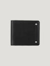 Connolly England | Black Hex Hip Wallet 1904