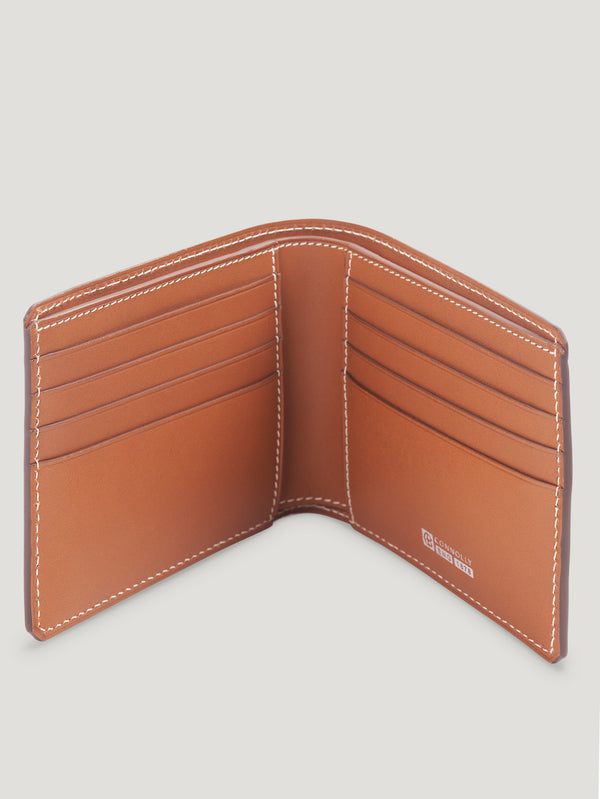 Connolly England | Tan Hex Hip Wallet 1904