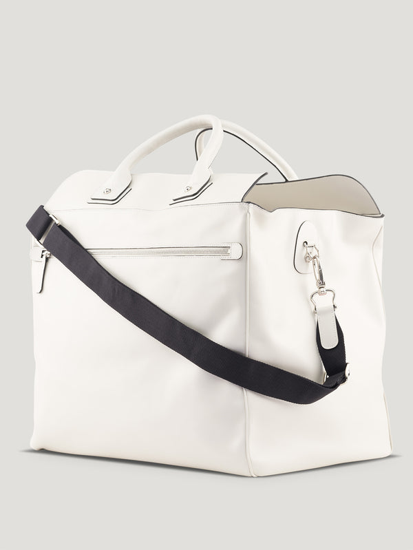 Connolly England | White Large Sea Bag 1899