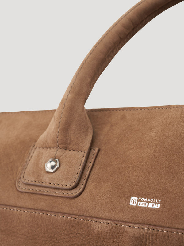 Connolly England | Taupe Large Sea Bag
