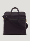 Connolly England | Plum Large Sea Bag Grain 1985